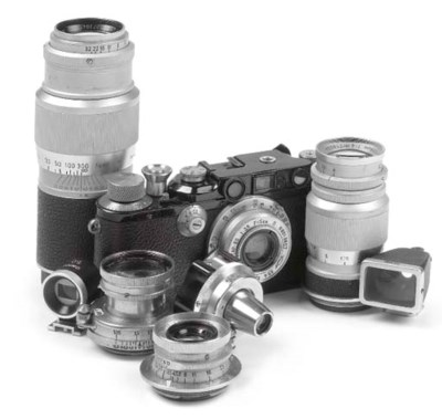 Leica III outfit