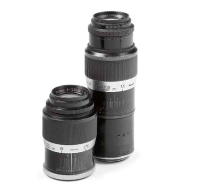 Hektor lenses