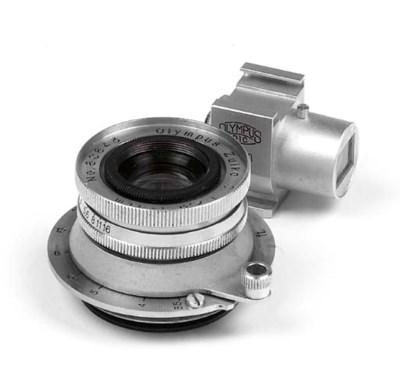 Zuiko C f/2.8 4cm. no. 60643