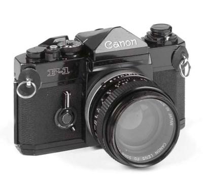 Canon F-1 no. 585734