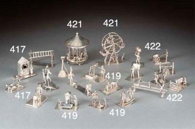Six Assorted Dutch Miniature S