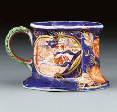 A Mason's Ironstone Imari mug