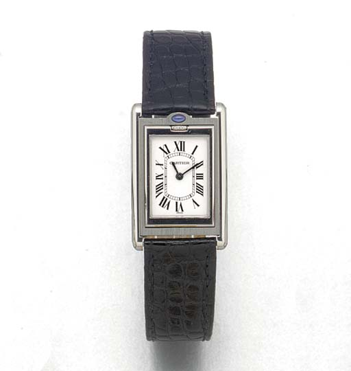 CARTIER: A STAINLESS STEEL REV