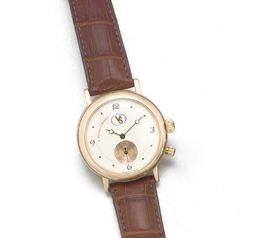 VALUE SWISS: A 18ct. GOLD LIMI