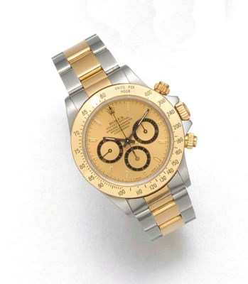 ROLEX: A STEEL AND GOLD AUTOMA