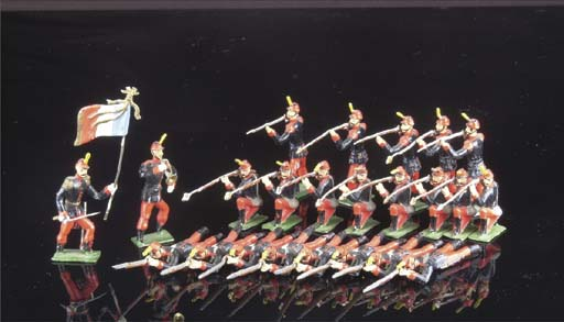 Heyde French Line Infantry