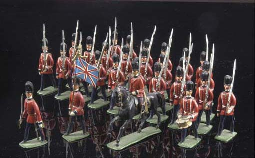Heyde British Guardsmen