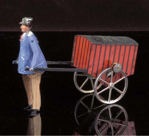A Martin flywheel-drive Le Liv