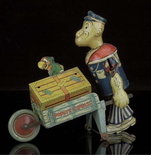 Popeye and Hornby