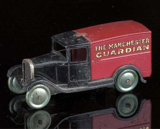 A pre-war Dinky lead 28c 'The