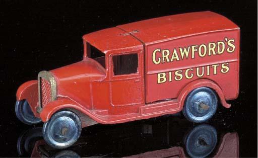 A pre-war Dinky lead 28l 'Craw