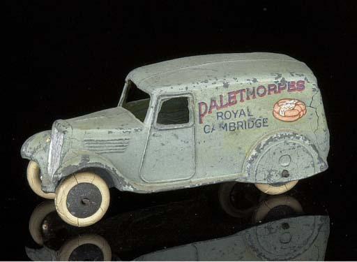 A pre-war Dinky 2nd type 28f g