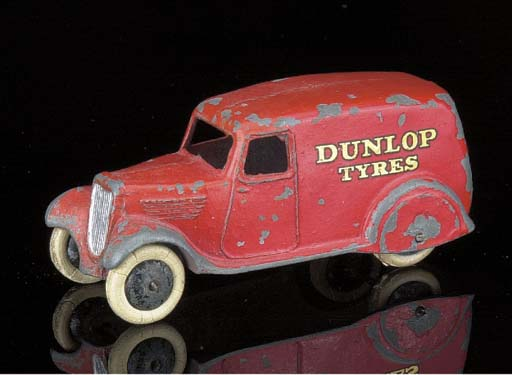 A pre-war Dinky 2nd type 28h '