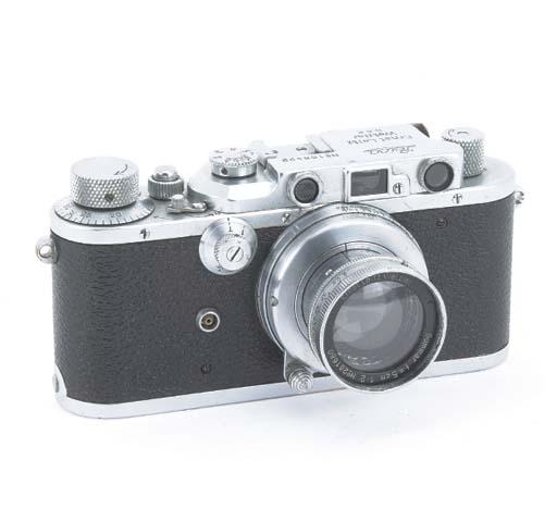 Leica IIIa no. 168422
