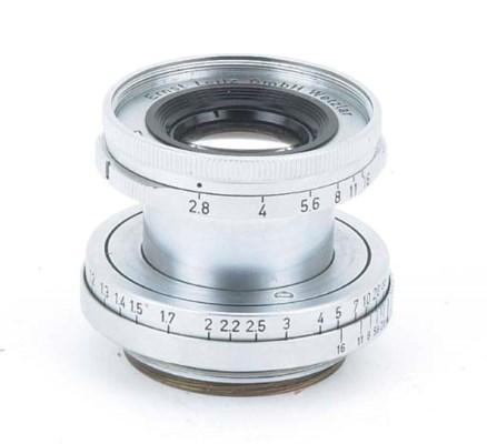 Elmar f/2.8 5cm. no. 1451656