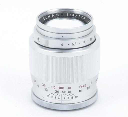 Elmar f/4 135mm. no. 1825012