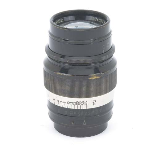 Hektor 7.3cm. f/1.9 no. 129923