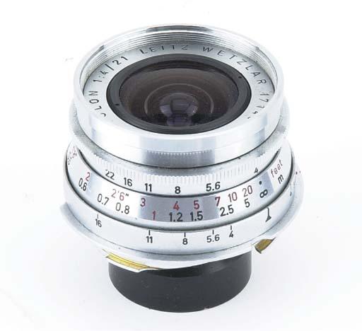 Super-Angulon f/4 21mm. no. 17