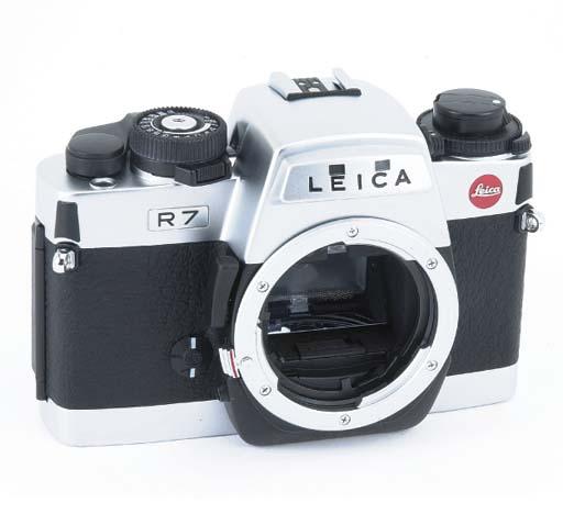 Leica R7 no. 2065830