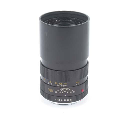 Elmar-R f/4 180mm. no. 2818896