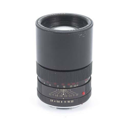 Elmarit-R f/2.8 135mm. no. 209