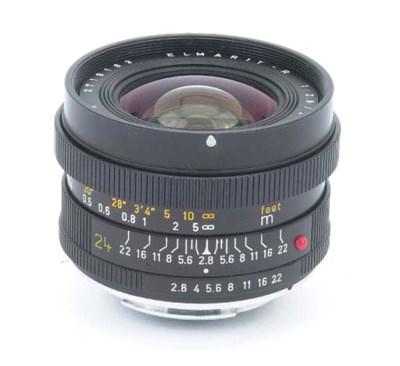 Elmarit-R f/2.8 24mm. no. 2719