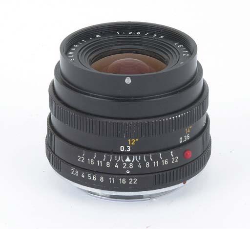 Elmarit-R f/2.8 35mm. no. 2668