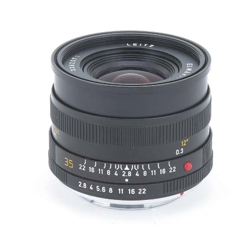 Elmarit-R f/2.8 35mm. no. 3362