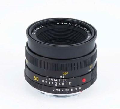 Summicron-R f/2 50mm. no. 2943