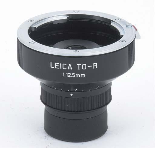 Leica to R 14234 telescope ocu