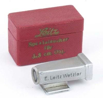 WEISO 3.5cm. optical finder