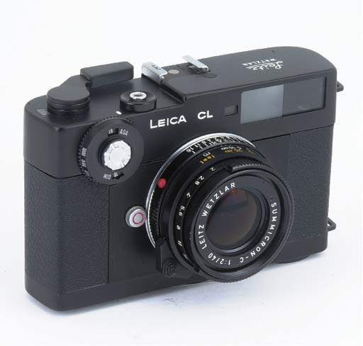 Leica CL Attrape no. A043