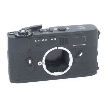 Leica M5 Attrape no. A618