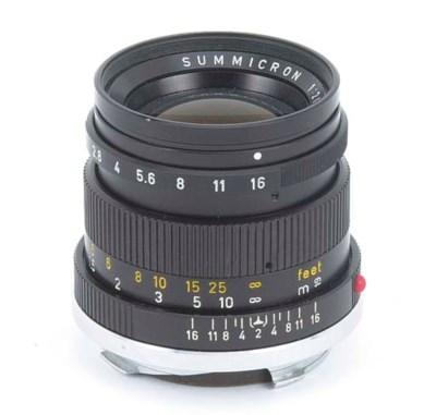Summicron f/2 50mm. attrape le