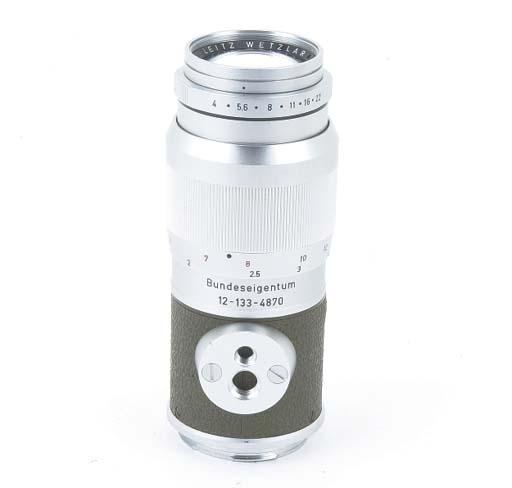 Elmar f/4 135mm. no. 1825185