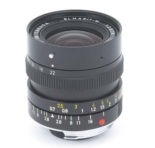Elmarit-M f/2.8 28mm. no. 3206