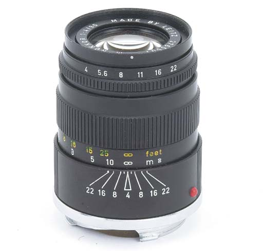 M-Rokkor f/4 90mm. no. 2765501