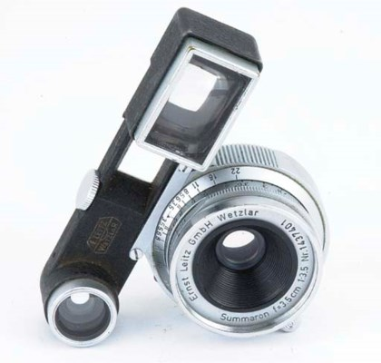 Summaron 3.5cm. f/3.5 no. 1437