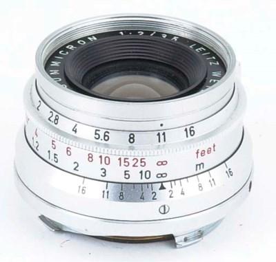 Summicron f/2 35mm. no. 204831