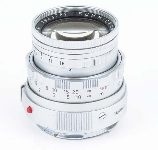 Summicron f/2 50mm. no. 194328