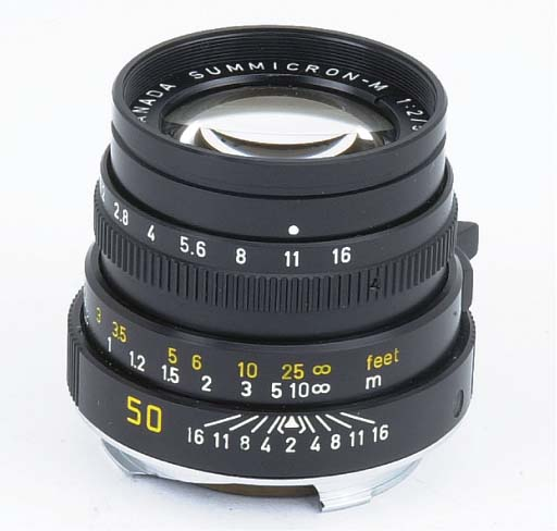 Summicron-M f/2 50mm. no. 3099