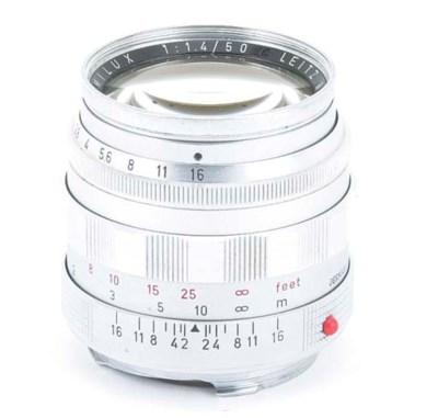 Summilux f/1.4 50mm. no. 16912