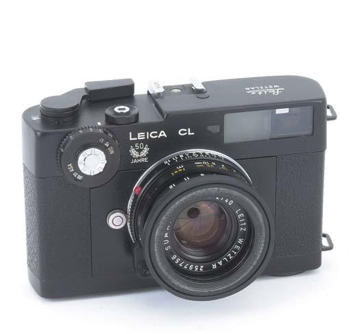 Leica CL Anniversary no. 14275