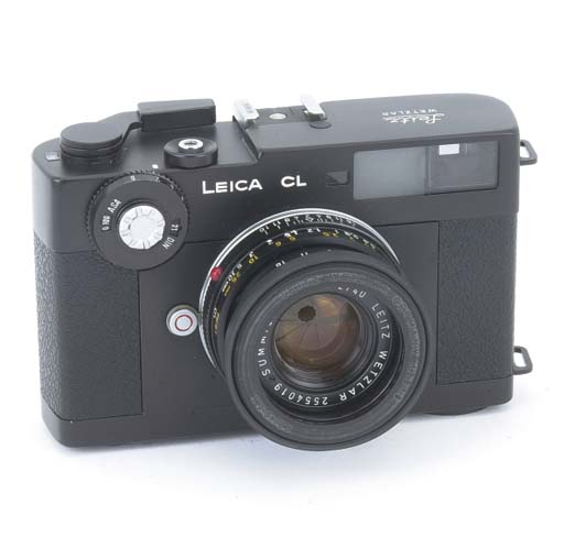 Leica CL no. 1308198