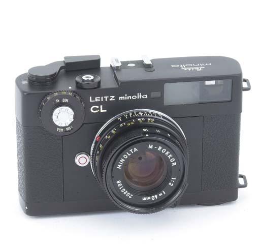 Leitz Minolta CL no. 1028397