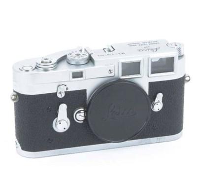 Leica M3 no. 1101774