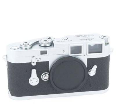 Leica M3 no. 701769