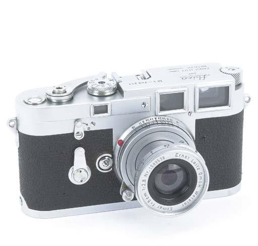Leica M3 no. 709311