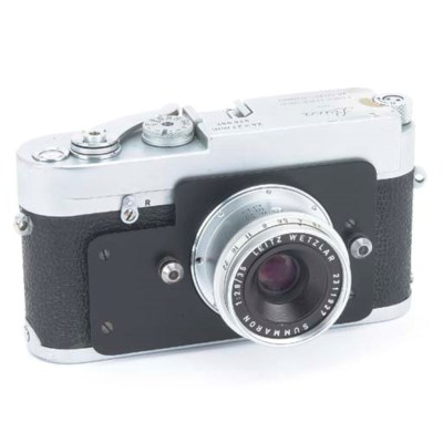 Leica Post 24x27mm. no. 928997