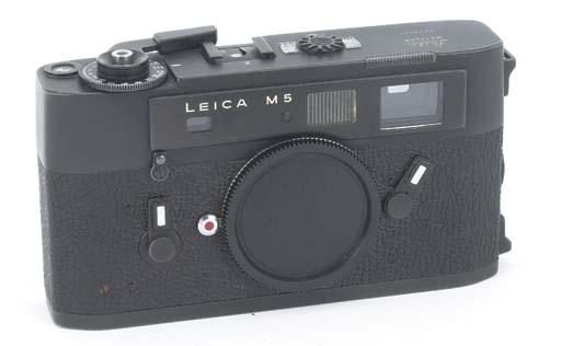 Leica M5 no. 1287890